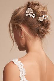 hair accessories for wedding wedding hair accessories bohemian hair accessories bhldn