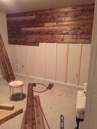 wooden accent wall tutorial u2026 pinteres u2026