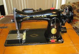 she u0027s a sewing machine mechanic