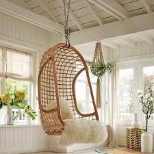 attractive indoor hanging chair for bedroom with hammock home