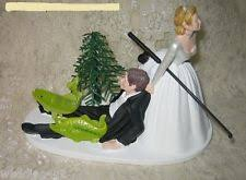 fishing wedding cake toppers fishing cake toppers ebay
