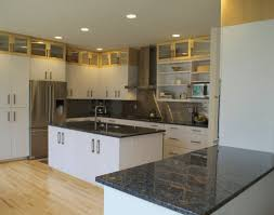 granite countertop diy kitchen cabinet kits clear glass