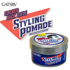 Pomade Di Pasaran review new gatsby styling pomade slicked back style catatansidavid