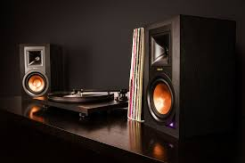 Bookshelf Speaker Amp Best Speakers For Your Record Player Klipsch