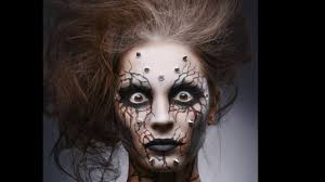scary halloween costumes and creepy makeup ideas for women spooky