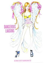 tfs exclusive victoria u0027s secret fashion show sketches