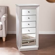 Jewelry Armoire Under 50 Shop Jewelry Armoires At Lowes Com