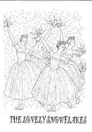 nutcracker coloring pages coloring party pinterest