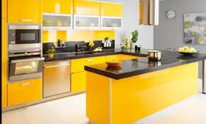 meuble cuisine jaune design meuble cuisine jaune 31 villeurbanne meuble cuisine