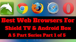 browser for android best web browser for android tv box 5 part series