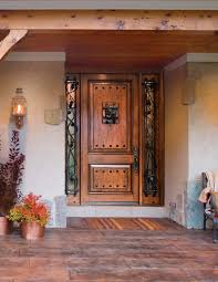 Exterior Home Doors Pleasurable Front Door Exterior Home Deco Contains Strong Wooden