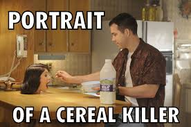 Invisible Cereal Meme - wtf the voices 2014 1 2 3 wtf watch the film