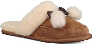 ugg sale at macys ugg hafnir pom pom slippers the best gifts at macy s