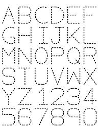 free printable preschool worksheets tracing numbers free