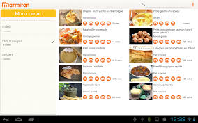 le marmiton recette cuisine marmiton tablette recettes android apps on play