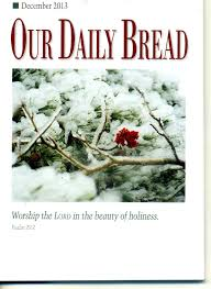 Ministries U2013 Holy Family Church Our Daily Bread U2013 December 2013 Ambassador Highway Blog