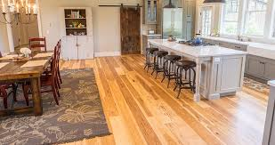 engineered character grade hickory floor vermont plank flooring