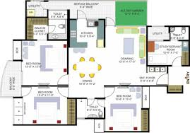 floor plan for house floor plan cool house pictures small room open apartment kitchen
