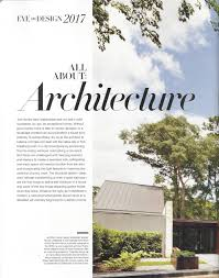 all about architecture as seen in luxe magazine u2014 genua designs