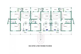 commercial complex floor plan anetta commercial complex and apartments plans