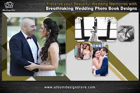 best wedding album bring finesse wedding photography with best wedding album designer