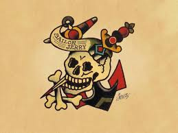 sailor jerry anchor old anchor tattoo stencil golfian com
