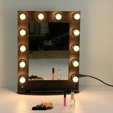salon mirrors with lights freeshpping personalized multifunction aluminum finished hair salon