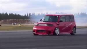 scion cube toyota bb scion xb tuning mush up youtube