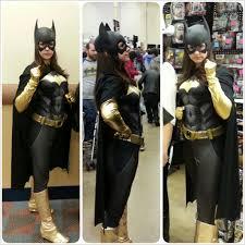 Batman Batgirl Halloween Costumes 52 Batgirl Cosplay Batman