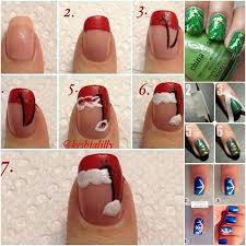 28 festive ways to paint your nails these holidays designbump