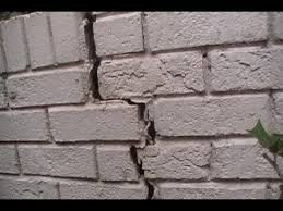 how to repair basement wall cracks exterior waterproofing what causes stress cracks youtube