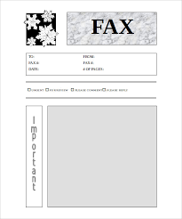 12 printable fax cover sheet templates u2013 free sample example