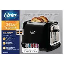 Bella Diamond Toaster Oster 2 Slice Toaster Black Tssttrjb0k Target