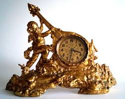Unique Desk Clocks French Clock Etsy