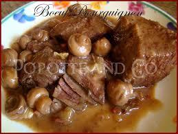 boeuf bourguignon la recette popotte and co