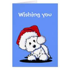 westie cartoon cards invitations greeting u0026 photo cards zazzle