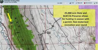 Blm Maps Colorado by Central Colorado Mountain Land And Homes On Acreage For Sale From