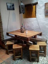 wooden pallet made table ideas pallet ideas recycled upcycled