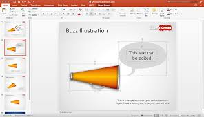 Free Powerpoint Timeline Template Free Buzz Marketing Powerpoint Template Free Powerpoint