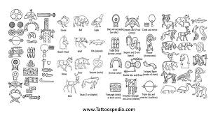 celtic tattoos their meanings 2