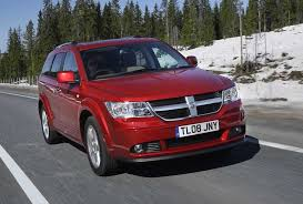 Dodge Journey Manual - dodge journey estate review 2008 2010 parkers