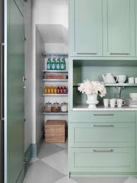 corner kitchen pantry cabinet small pantry organization ideas hgtv