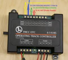 wiring a lionel otc to a fastrack operating track lionel trains