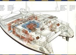 Catamaran Floor Plans Links