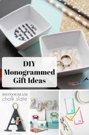 12 monogrammed gifts pillar box blue