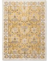 Yellow Area Rug New Year U0027s Shopping Deals On Yellow Vintage Distressed Area Rug