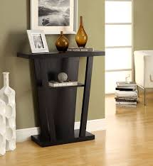 Modern Accent Table Modern Hallway Console Table