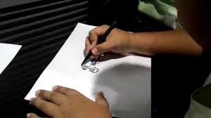 how to draw harley davidson by dimas youtube