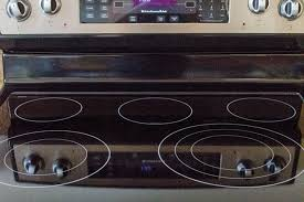 How To Clean A Ceramic Cooktop Stove How To Clean A Glass Electric Stovetop Kitchn