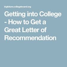 the 25 best writing letter of recommendation ideas on pinterest